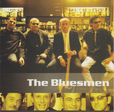 The Bluesmen fronte